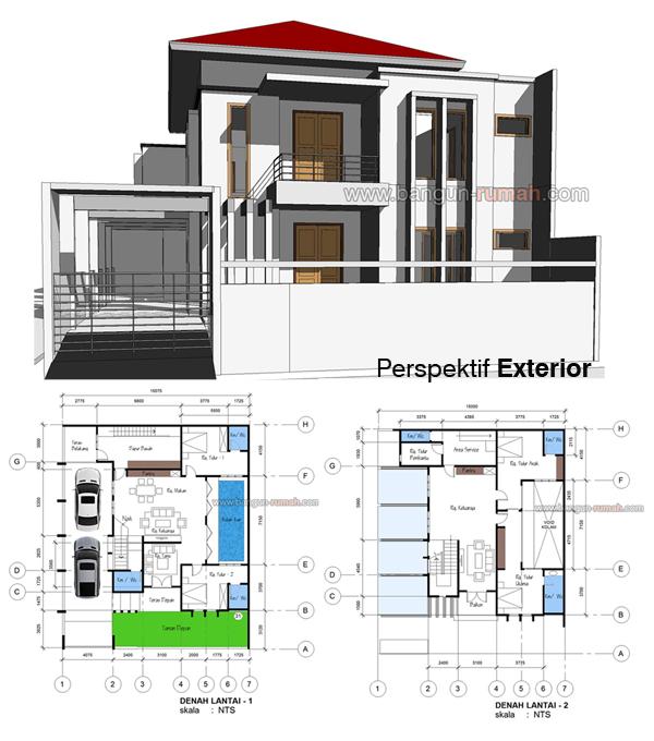 Cara Menentukan Desain Yang Baik Bagi Rumah Anda Jasa Borongan