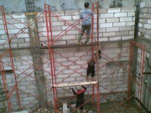 jasa bangun perbaikan dinding