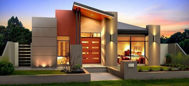 Model Rumah Gaya Minimalis