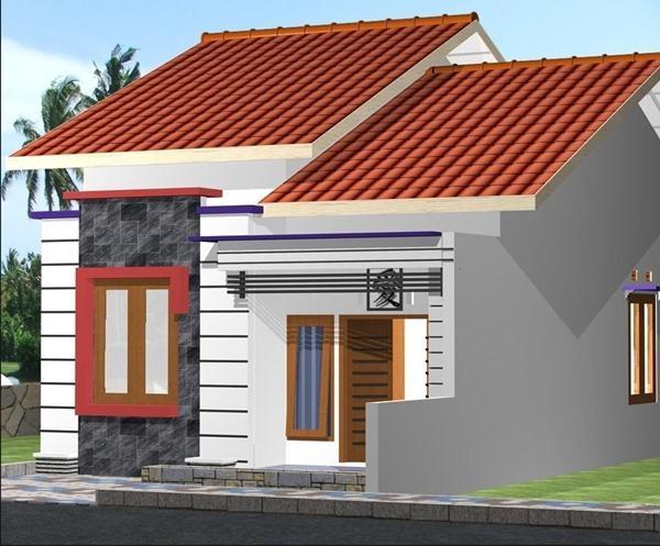 Renovasi Rumah Minimalis 2 Lantai Type 36  harga borongan rumah type 36 45 di solo klaten sukoharjo